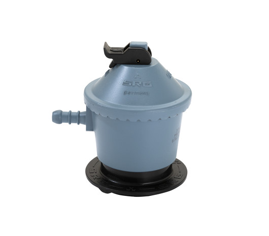 Low-pressure regulator for an LPG gas cylinder image