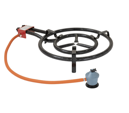 Set of ring burners for Paella pan  image
