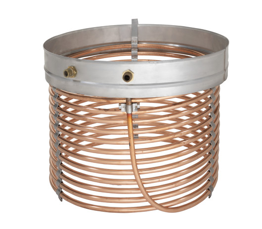 Heat exchanger for Parra 80S and Teuva (100 l) water heaters  image